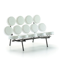 Vitra Miniatures Marshmallow Sofa by George Nelson
