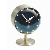 Vitra Modern Night Desk Clock by George Nelson