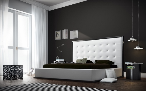 Modern Ludlow Bed