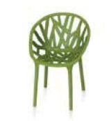 Vitra Miniature Vegetal Chairs (set of 3) Cactus